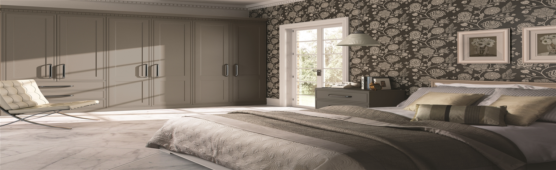 Tullymore Fitted Bedroom Doors