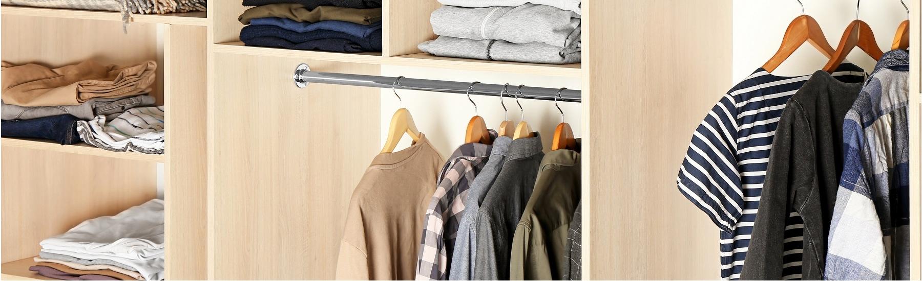 Organised Wardrobe