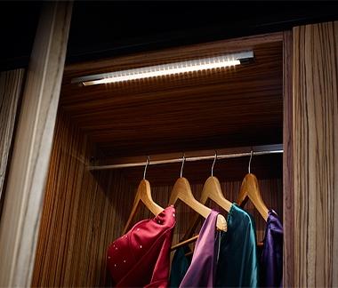 Wardrobe Lighting