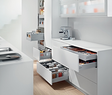 Blum Antaro Soft Close Drawers