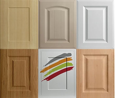 Bella Door Samples
