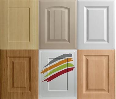Bella Kitchen Door Samples