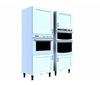 Larder Units & Appliance Housings