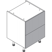 Clic Box Two Drawer Cabinet