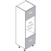 Clic Box Double Oven Housing