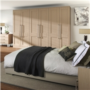 Bella Fitted Bedroom with Shaker Door Design