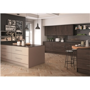 Matt Cashmere Pisa Fitted Kitchen