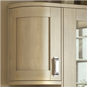 Wilton Curved Door