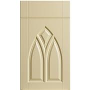gothic-kitchen-door