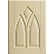 gothic kitchen door