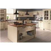 Ivory Westbury Fitted Kitchen