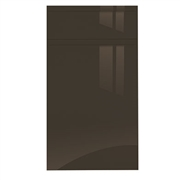 Jayline Super Gloss Graphite Kitchen Door
