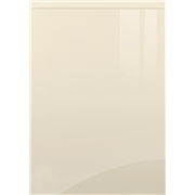Pronto High Gloss Cream Sample Door