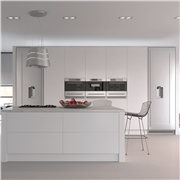 Porcelain White Venice Kitchen Fitted Kitchen
