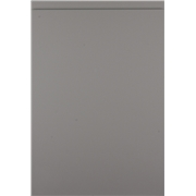 Super Matt Dust Grey Sample Door