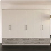 Valore Driftwood and Smooth Light Grey
