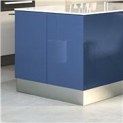 aluminium-plinth