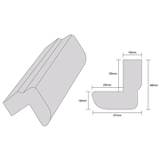 Aspire Rounded Bullnose Guide