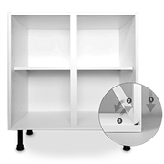 Clic Box Kitchen Cabinet