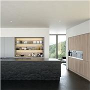 Evora Stone Grey Kitchen Doors