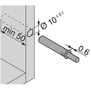 Fitting Guide for Tip On Adaptor Short Version