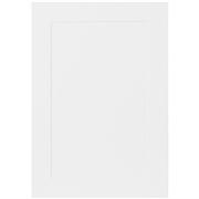 Harvard White Shaker Door