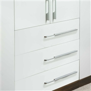 Three Drawer Linen Press
