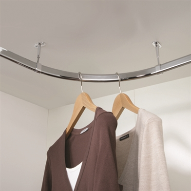 Curved Hanging Rail