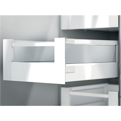 Pre-Assembled Antaro D Height Internal Drawer (with Glass Element)