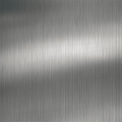 Brushed Steel Effect
