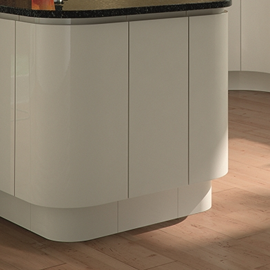 Firbeck Curved Plinth