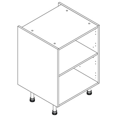 Door/Drawer Line Single Base