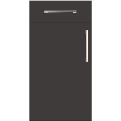 Firbeck Matt Graphite Door