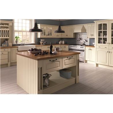 Ivory Westbury Fitted Kitchen