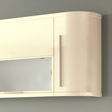 Firbeck Curved Kitchen Door