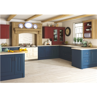 Paintable Verona Kitchen Doors and Accessories