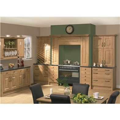 Pippy Oak Oxford Kitchen