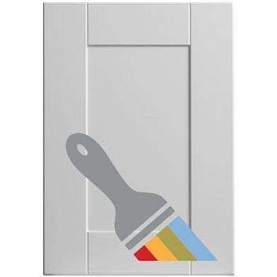 Shaker Paintable Sample Door