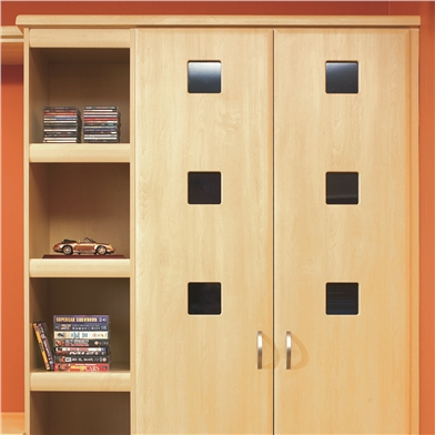 Feature Frame Wardrobe Doors