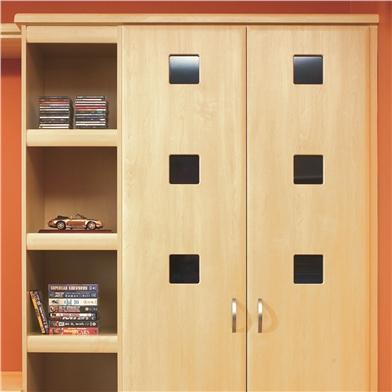 Feature Frame Wardrobe Doors