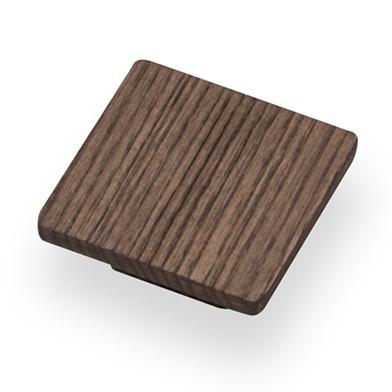 Square Knob (Wood)