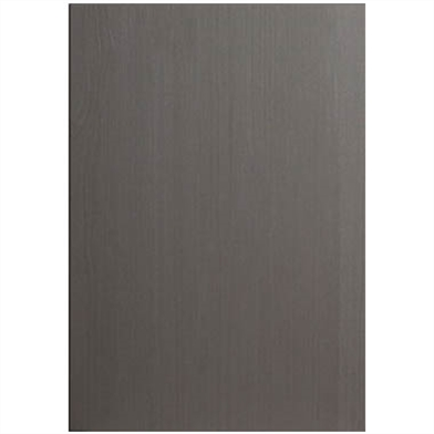 Venice Sample Door Opengrain Dark Grey