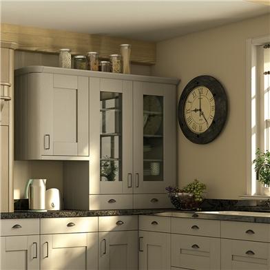 Wilton Glazed Kitchen Doors
