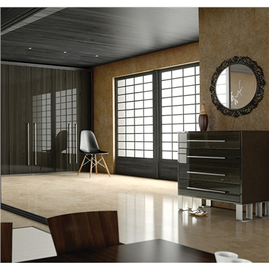 Zurfiz Ultra Gloss Japanese Pear Fitted Bedroom