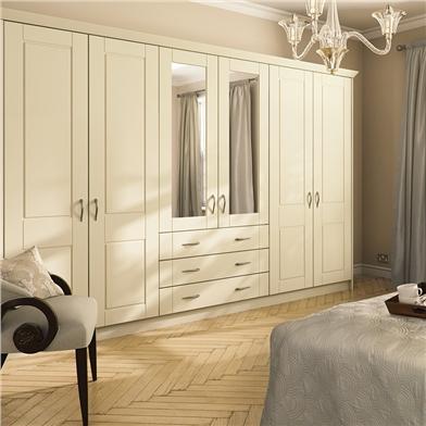 Bella Alabaster Bedroom