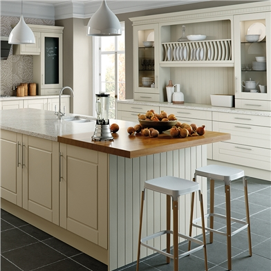 Bella Alabaster Kitchen