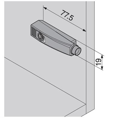 tip-on-adaptor-housing
