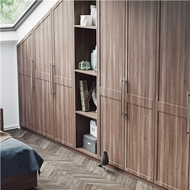 Balmoral Bedroom Doors