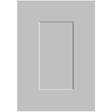 Carrick Matt Dove Grey Sample Door