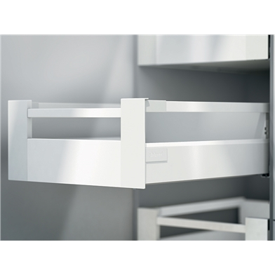Pre-Assembled Antaro D Height Internal Drawer (with Gallery Rail)